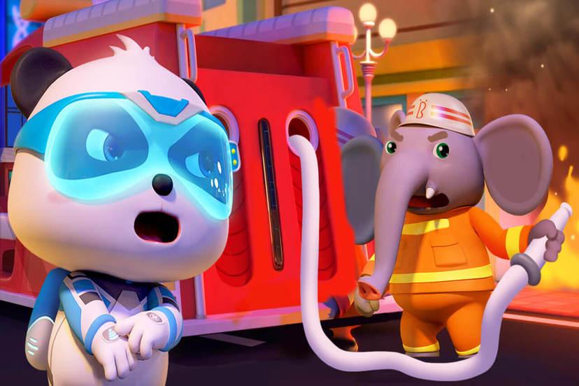 寶寶巴士-3D奇妙救援隊
