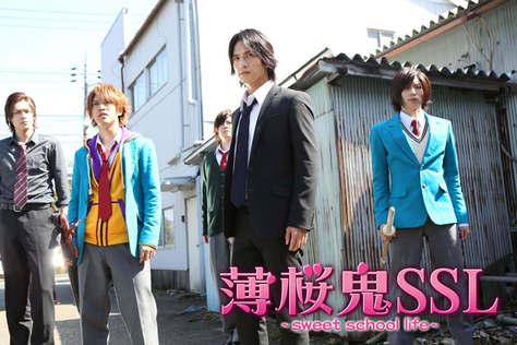 薄櫻鬼SSL~sweet school life~