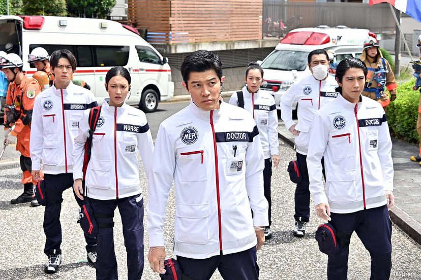 TOKYO MER:Mobile Emergency Room行動急診室