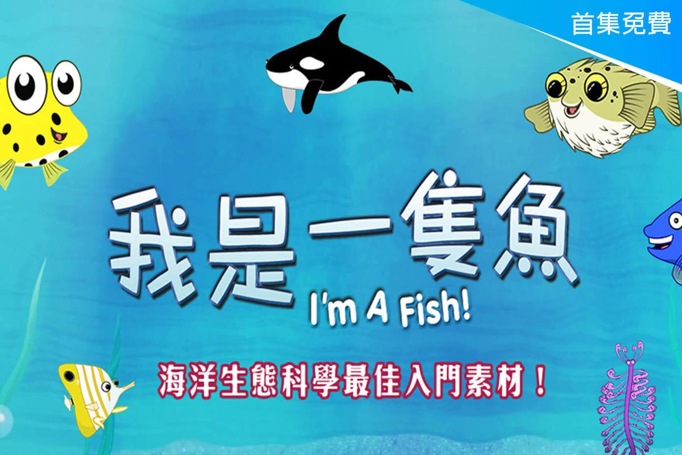 我是一隻魚