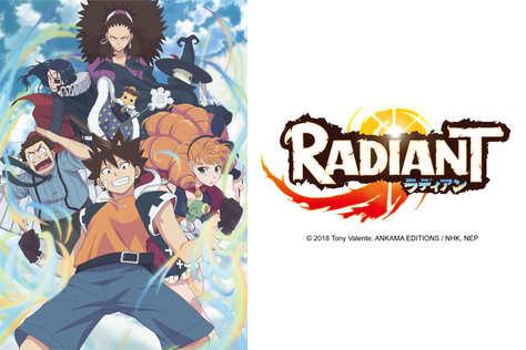 Radiant_第1集
