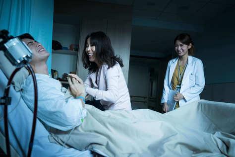劉倩汶拍《生死接線員》 鬼門關走一回