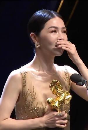 最佳女主角:謝盈萱:金馬55