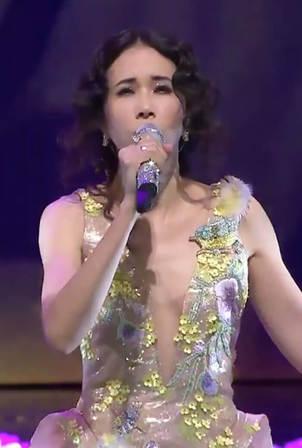莫文蔚DIVA表演:金馬55