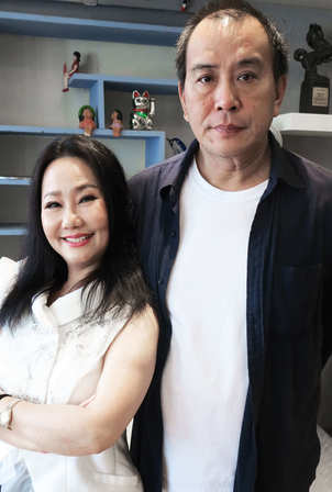 《那個我最親愛的陌生人》張作驥導演、呂雪鳳專訪