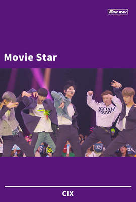 Movie Star|CIX