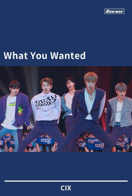 What You Wanted|CIX