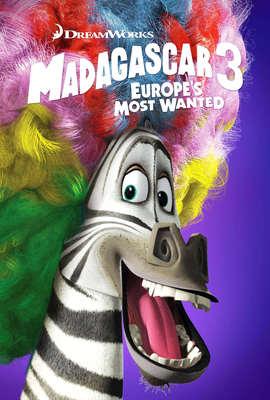 馬達加斯加3:歐洲大圍捕