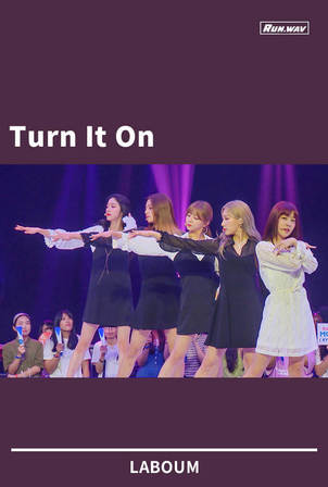 Turn It On|LABOUM