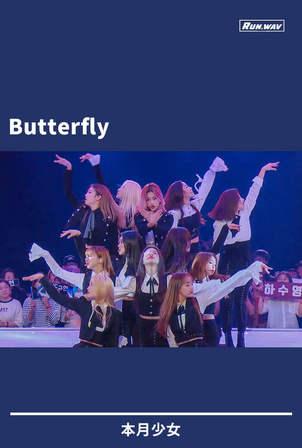 Butterfly 本月少女