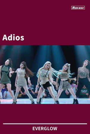 Adios|EVERGLOW