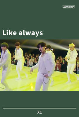 Like always|X1