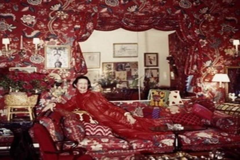 時尚教主-黛安娜佛里蘭