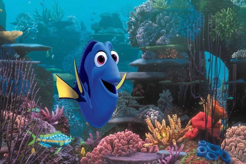 (英)海底總動員2:多莉去哪兒