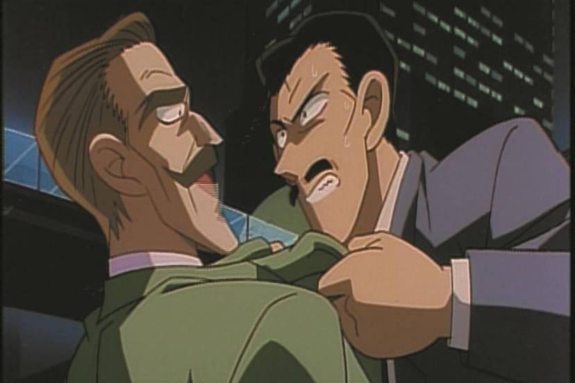 (中)名偵探柯南-引爆摩天樓