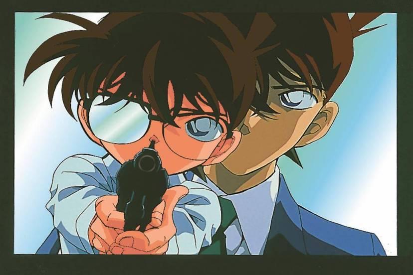 (中)名偵探柯南-第14號獵物