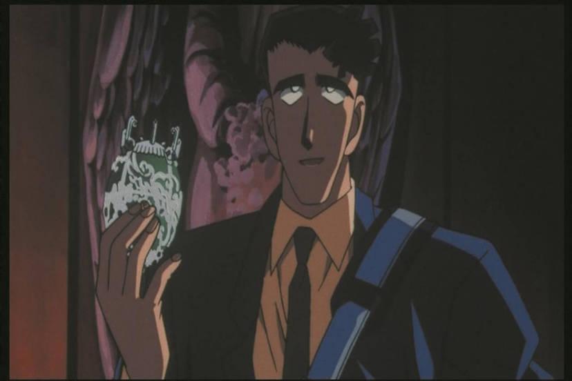 (中)名偵探柯南-世紀末魔術師
