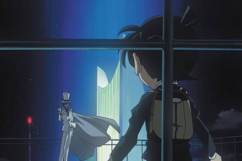 (中)名偵探柯南-銀翼的奇術師