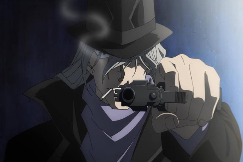 (日)名偵探柯南-純黑的惡夢