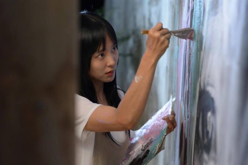 尋找壁畫女孩