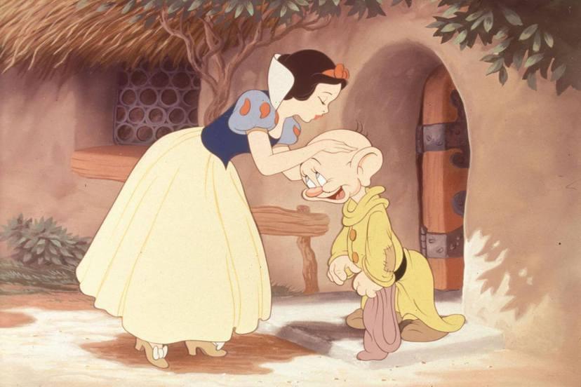 (中)白雪公主