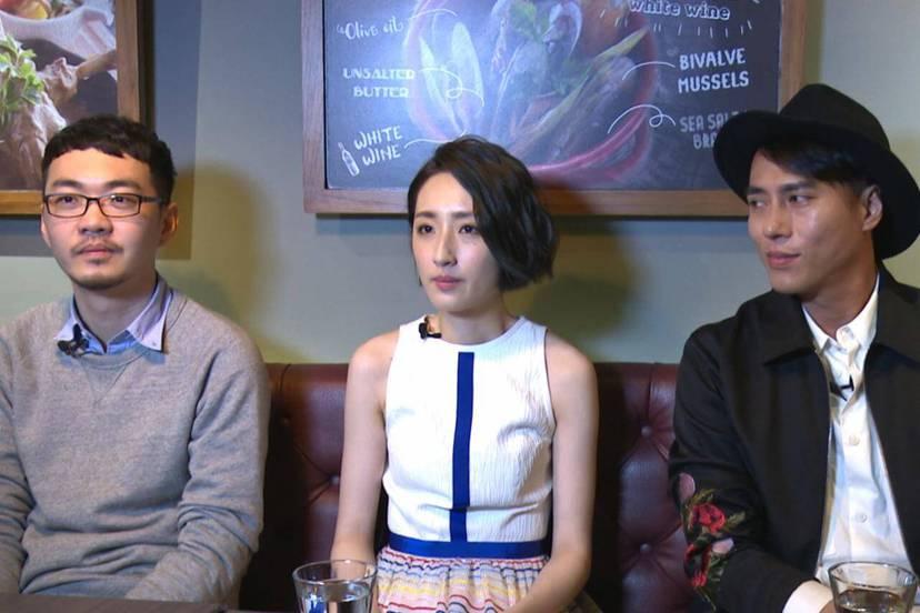 【friDay影音最大咖】《目擊者》程偉豪、莊凱勛、柯佳嬿專訪