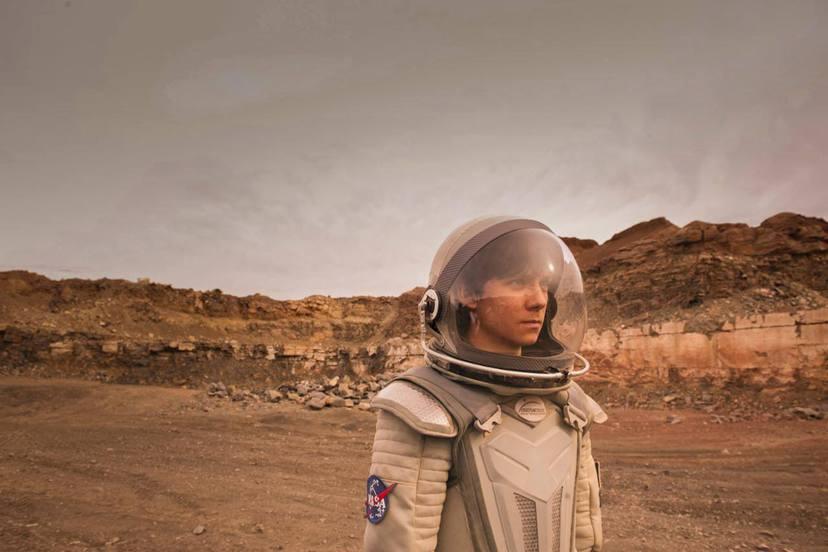 愛上火星男孩