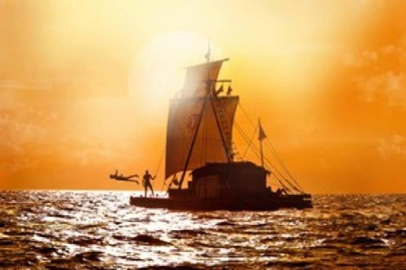 康提基號:偉大航程
