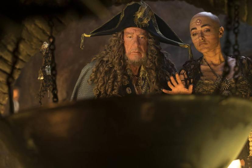 加勒比海盜神鬼奇航:死無對證