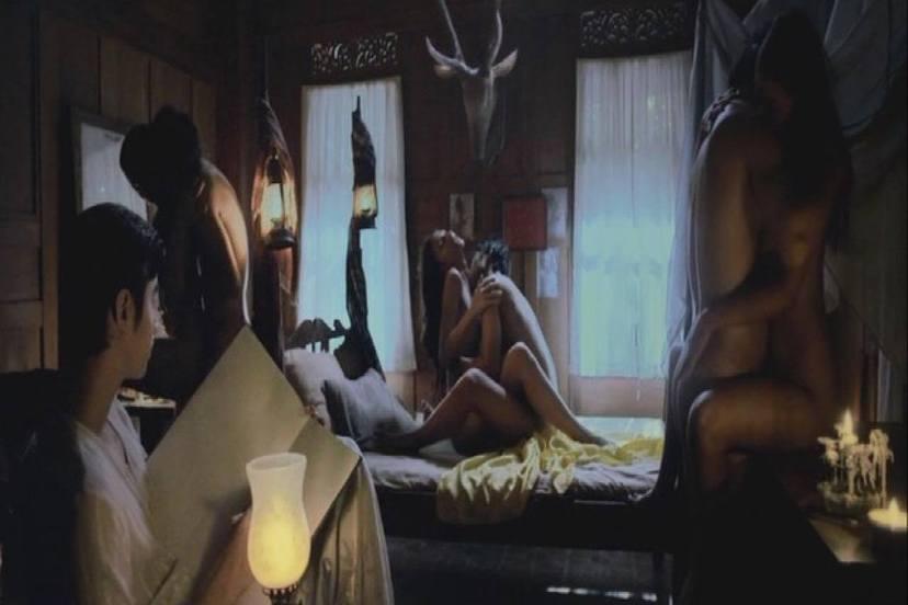晚孃上部:戀慾