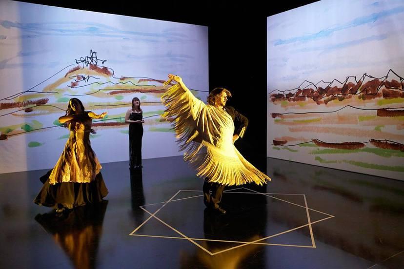 超越佛朗明哥:索拉的霍塔舞曲