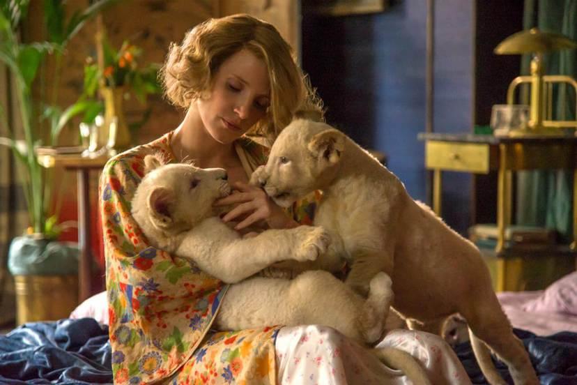園長夫人:動物園的奇蹟