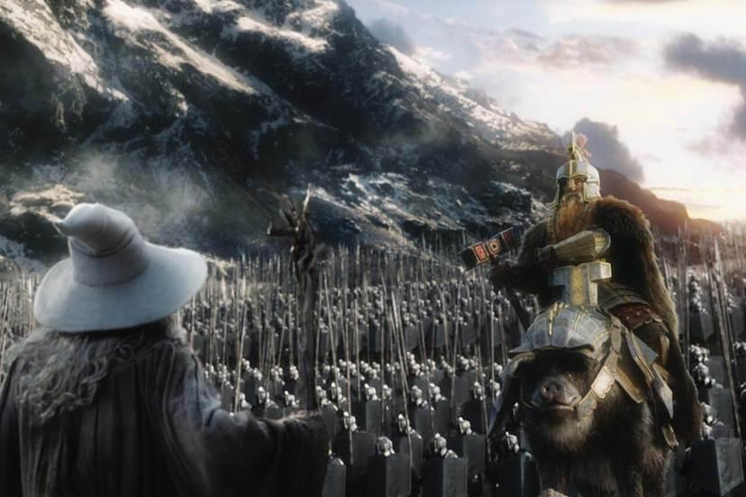 哈比人:五軍之戰
