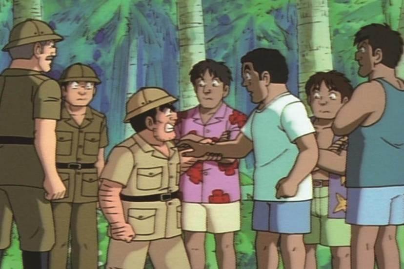 烏龍派出所特別篇:喔多洛奇摸摸洛奇島的大決戰