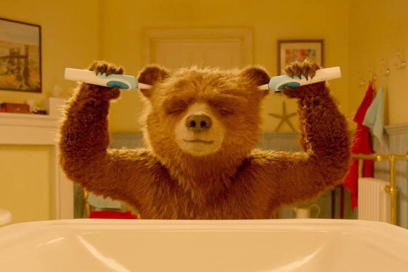 柏靈頓熊熊出任務