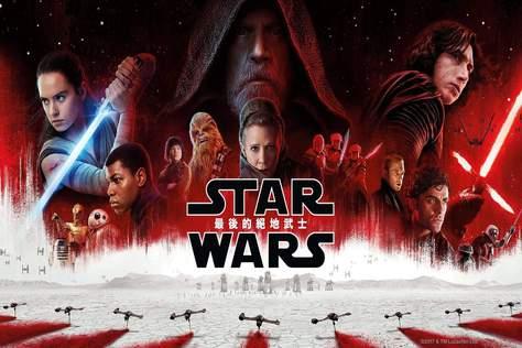 StarWars:最後的絕地武士-預告