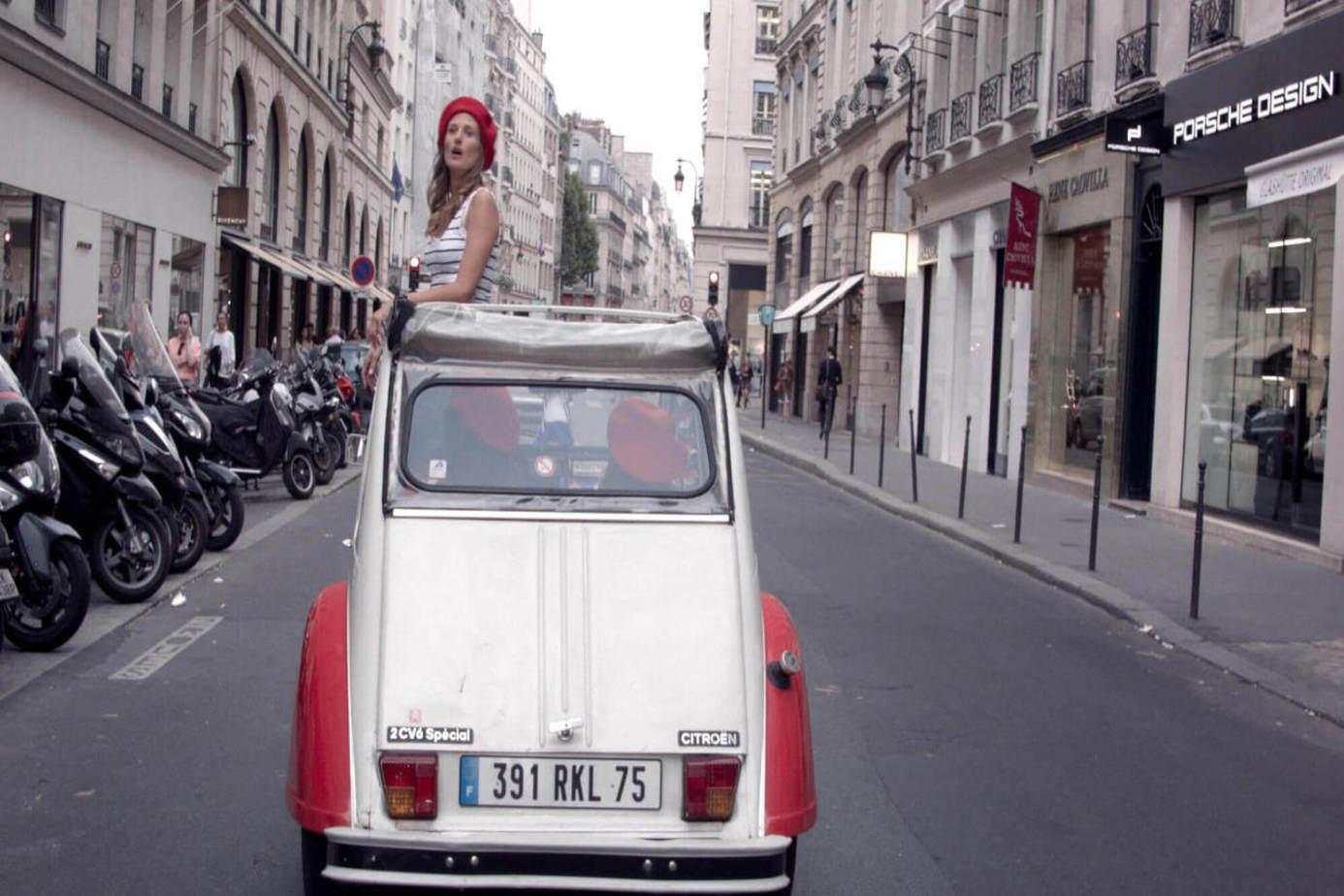 巴黎必娶女王