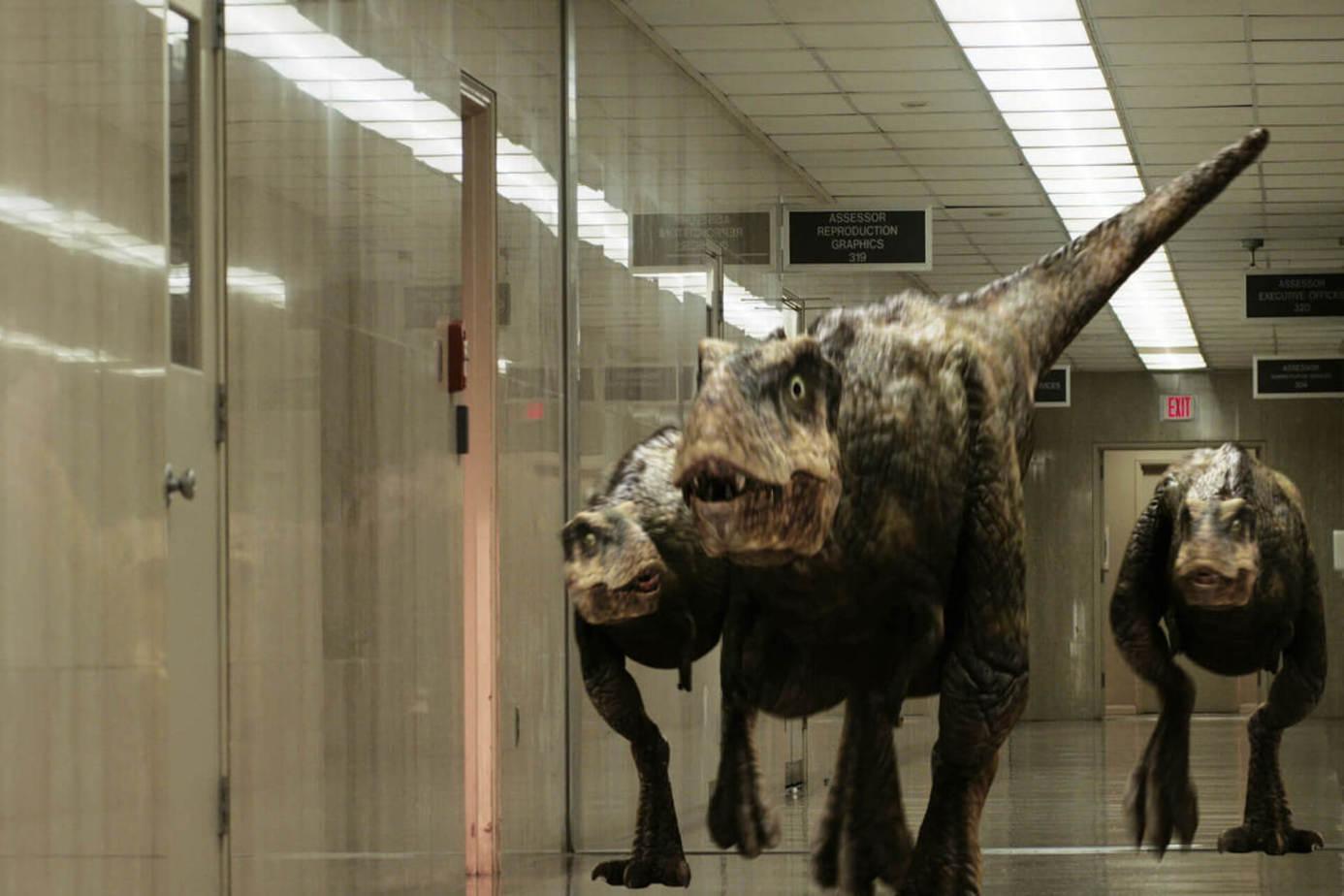 侏儸紀世界:三疊紀國度