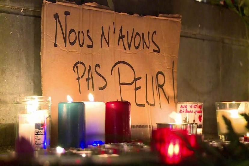 巴黎恐怖攻擊
