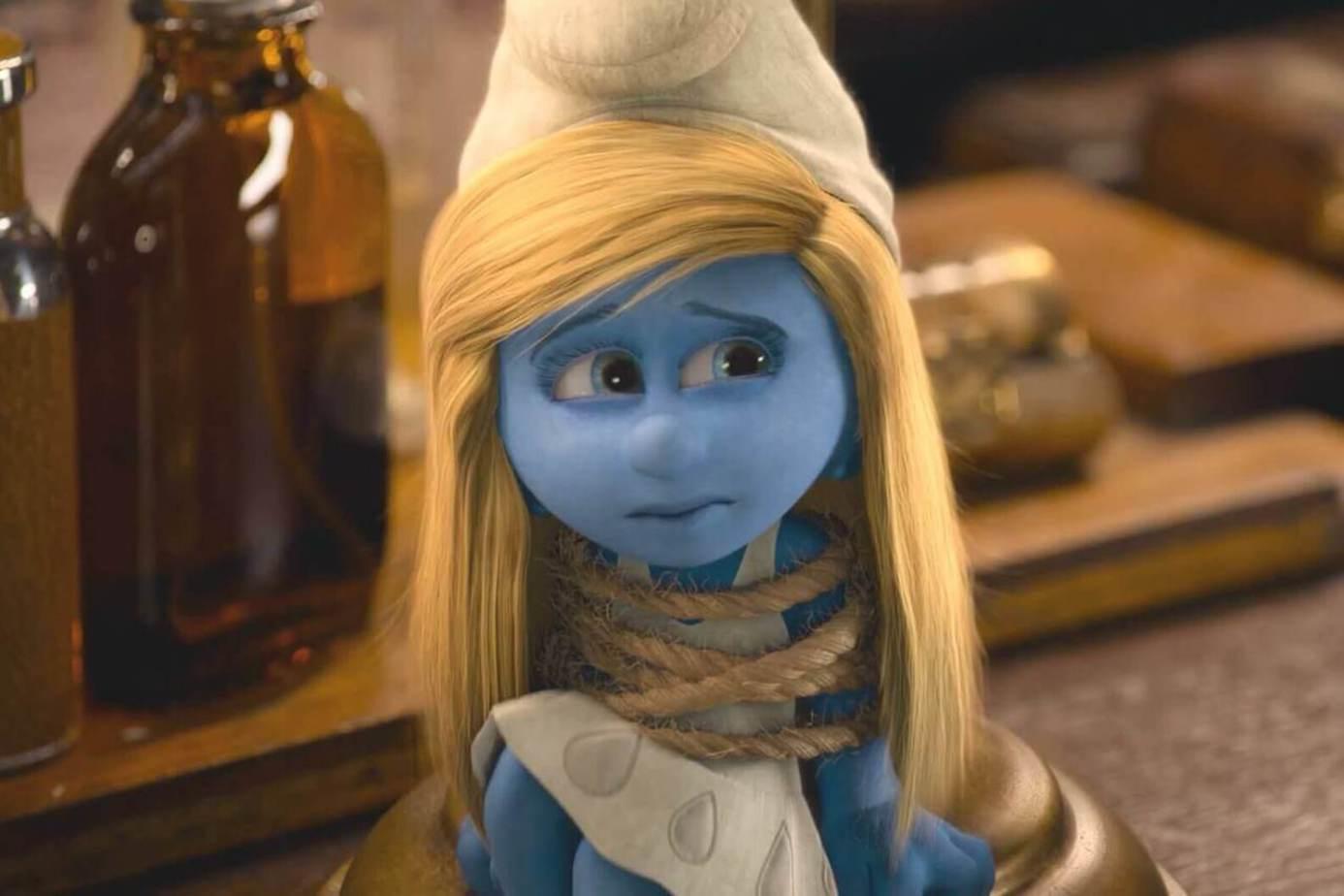 藍色小精靈2