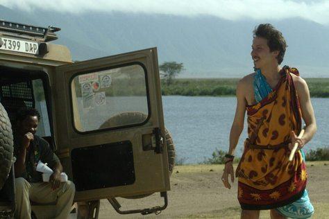 加百列的東非七十天-預告