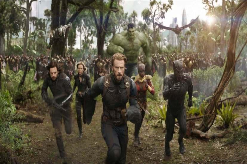 復仇者聯盟3:無限之戰