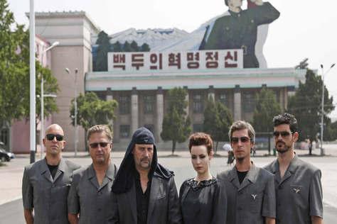 北韓搖滾解放日-預告