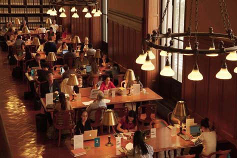 悅讀:紐約公共圖書館-預告