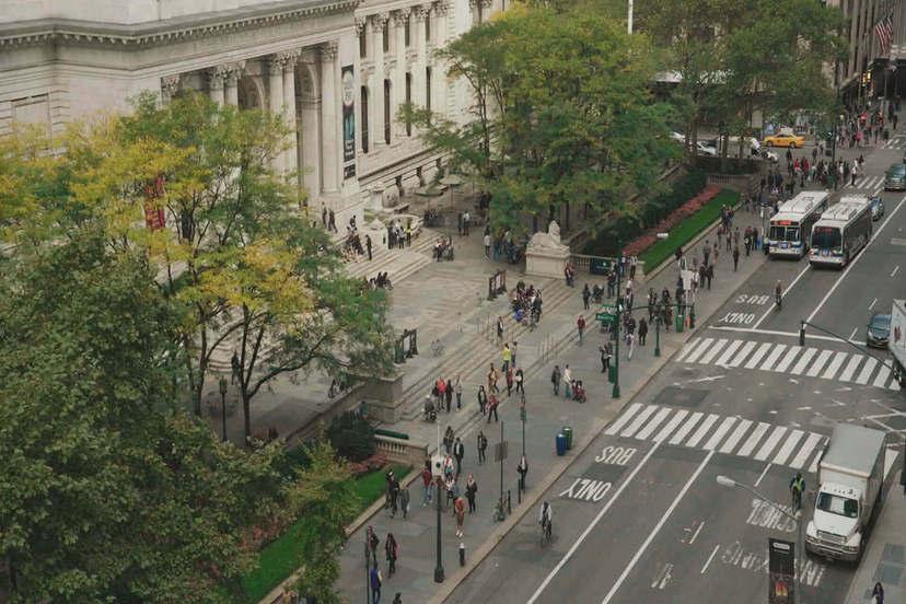 悅讀:紐約公共圖書館