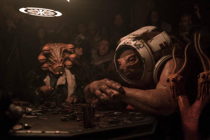 星際大戰外傳:韓索羅