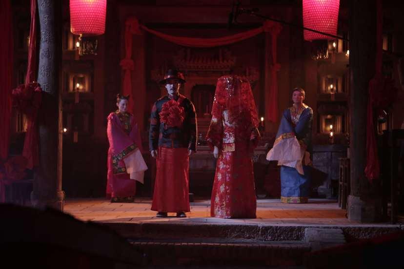 黃廟村之魔棺新娘