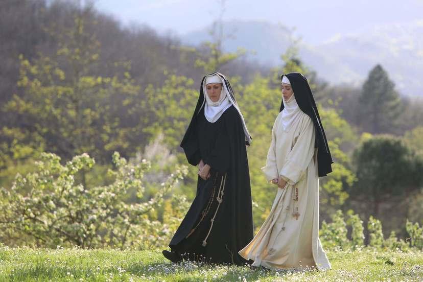 修女哪有那麼色