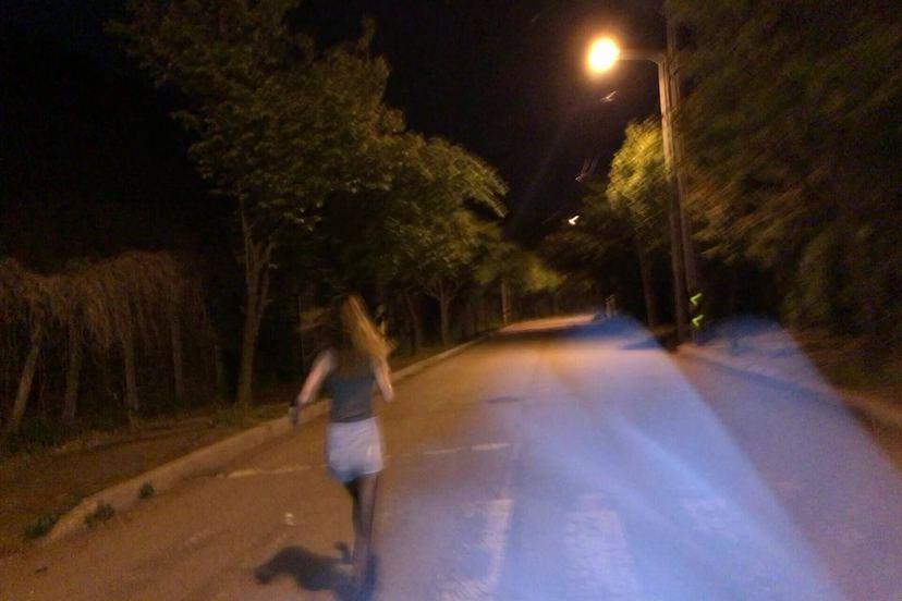 夜驚:死亡計程車