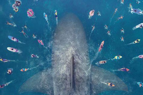 巨齒鯊-預告